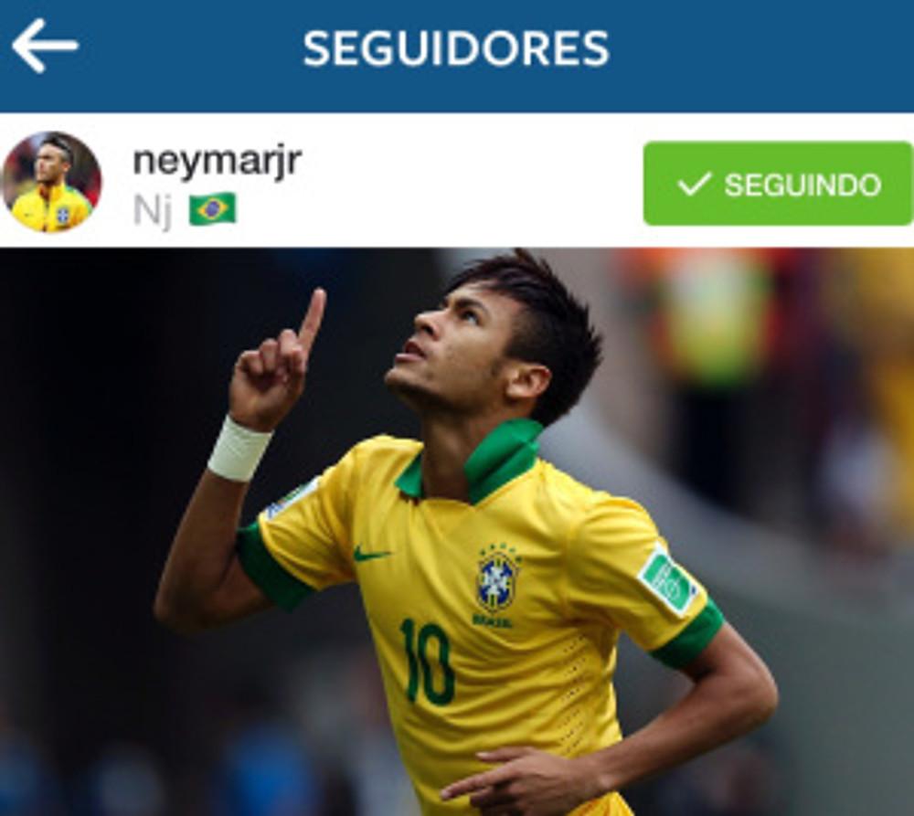 Neymar e RC Livramento