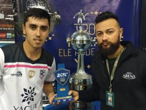 RC Livramento vence e garante classificação para as quartas de final do Citadino de Futsal