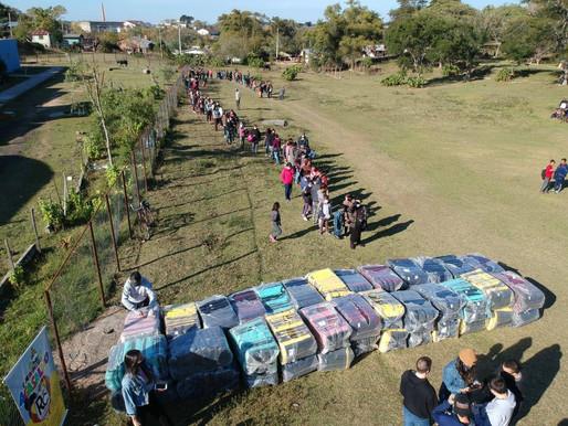 RC Livramento pede ajuda dos amigos para comprar cobertores