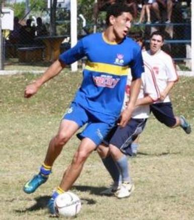 Na foto está nosso amigo e integrante Natan, que atualmente atua profissionalmente na equipe da ASIF Futsal
