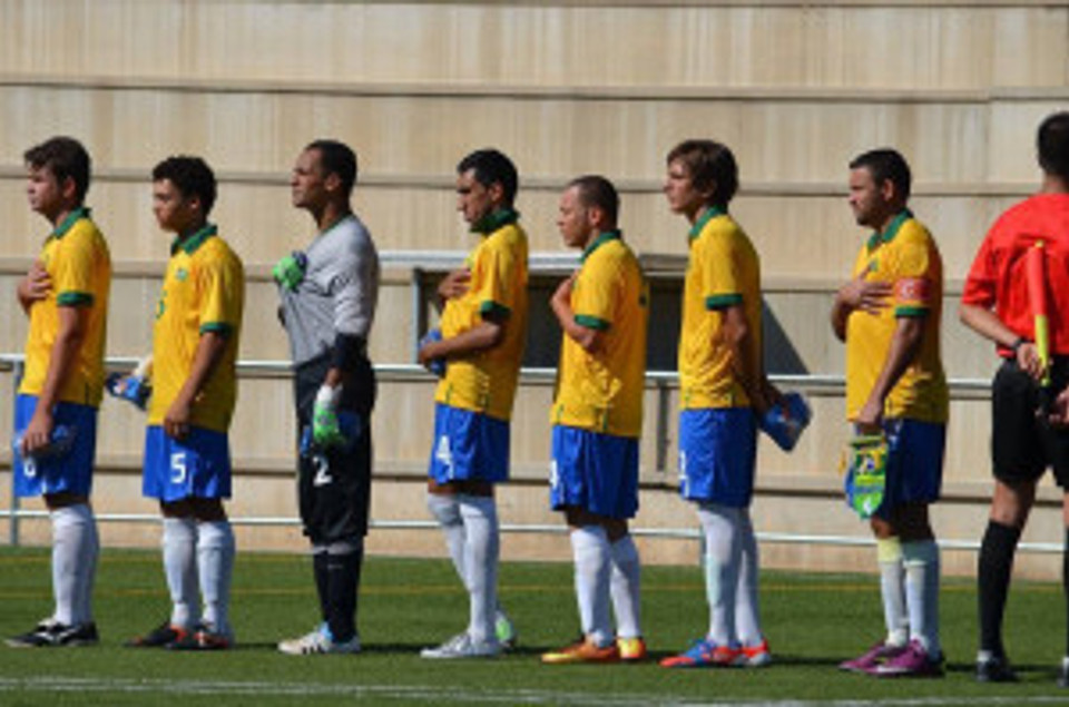 Seleção Brasileira Paralímpica de Futebol 7