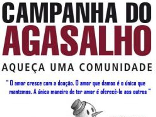 1ª CAMPANHA DO AGASALHO DO RC LIVRAMENTO