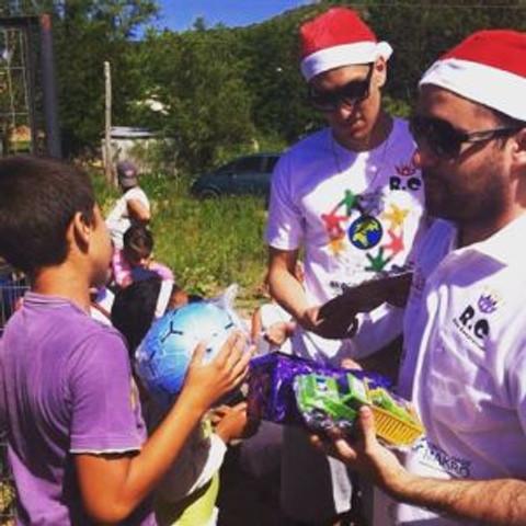 Campanha de Natal RC Livramento