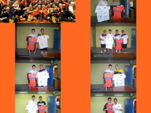 RC Livramento faz homenagem ao Bicampeonato Mundial de Futsal da ACBF