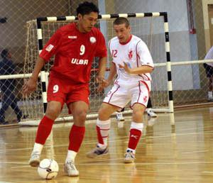 """Pivô, Indio: """"Sonho em ver o Futsal como Esporte Olímpico"""""""