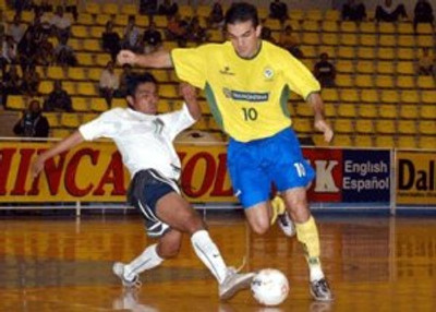 Ex-Craque da Seleção Brasileira de Futsal, gostou do gol marcado pelo Pivô Natan Soares