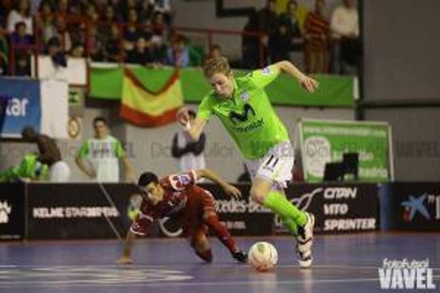 Camisa 11 é um dos principais jogadores do Inter Movistar da Espanha