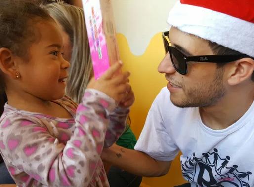 RC Livramento entrega mais de 900 brinquedos na Campanha de Natal e encerra o ano com chave de ouro