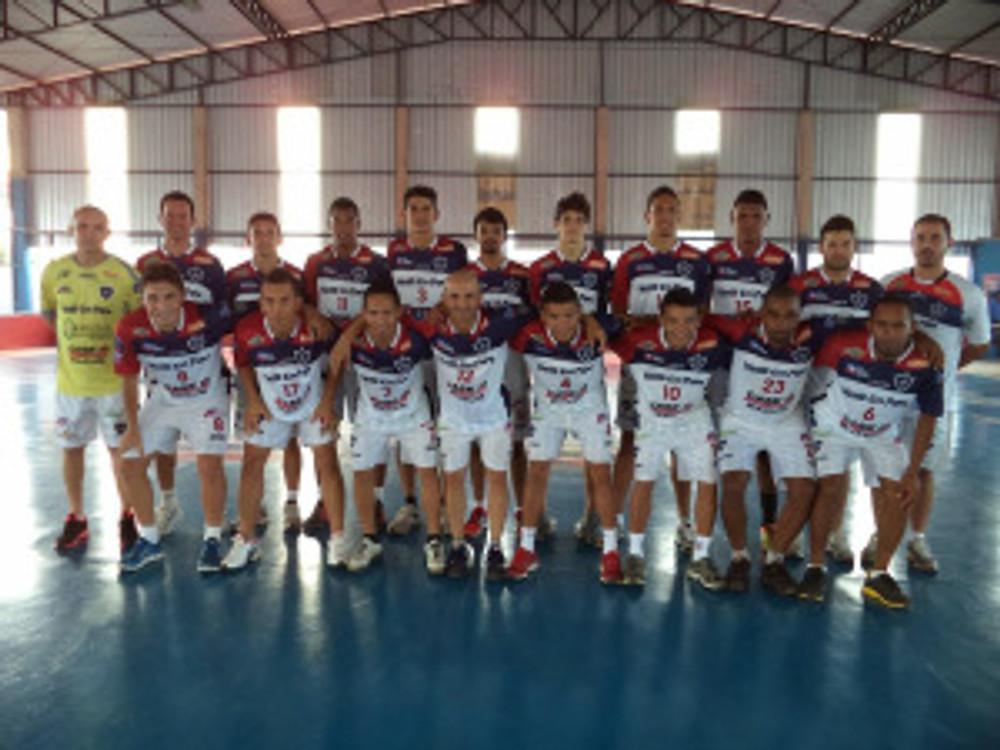Equipe Baiana do LEM Vento em Popa Janjar 2014