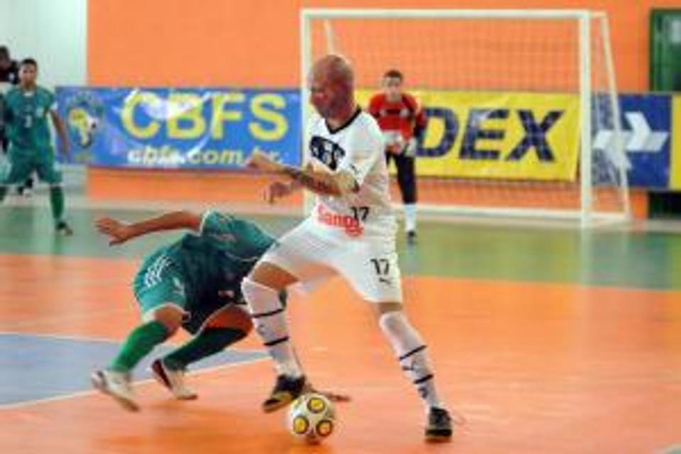Mancha atuando pelo Botafogo - RJ