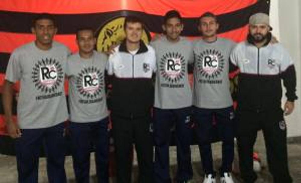 Seleção Paralímpica de Futebol 7 e RC Livramento