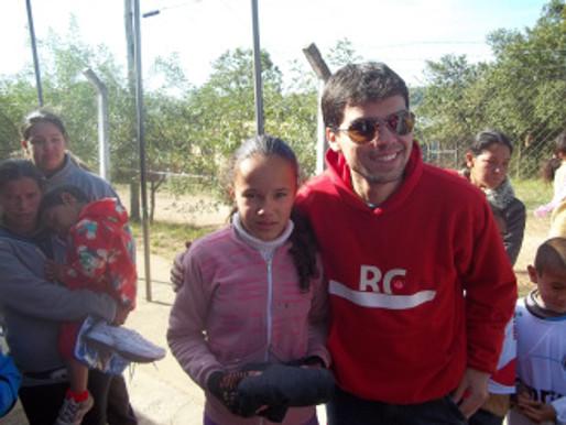 1ª Campanha Solidária de Agasalhos do RC foi um sucesso!