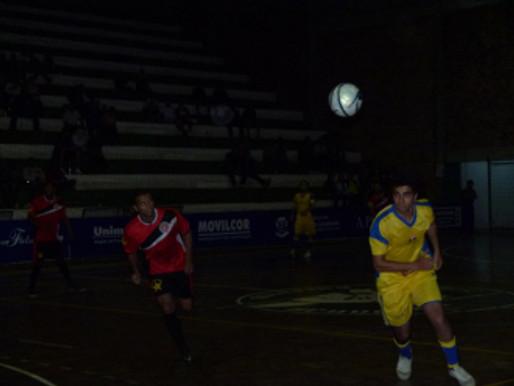 Em noite de bom Futsal, RC sai de cabeça erguida do Citadino 2012