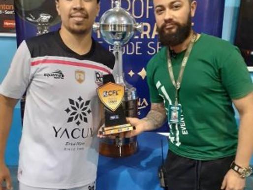 RC Livramento vence o Mônaco e garante vaga na semifinal do Citadino de Futsal 2019