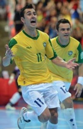 Comemoração do Gol marcado na Final do Mundial 2012