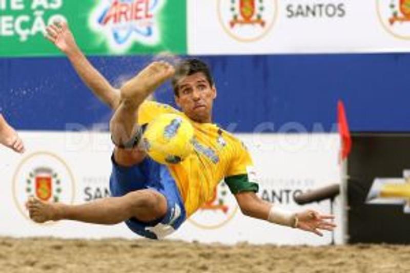 Jorginho Beach Soccer e RC Livramento