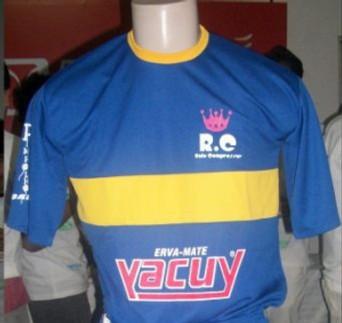 Promoção de uma Camiseta movimenta o mês de aniversário do RC Livramento