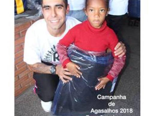 RC Livramento segue recebendo roupas e calçados em prol da Campanha de Agasalhos 2018