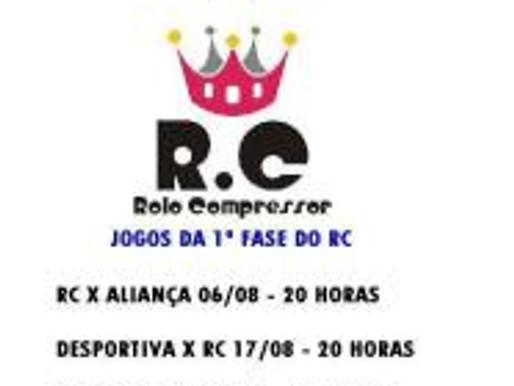 Jogos do RC Livramento na 1ª fase do Citadino de Futsal 2012