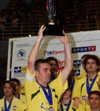 Sonhos e Desafios de ser um Jogador de Futsal Profissional