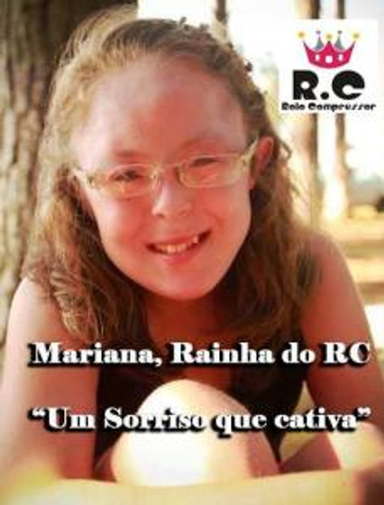 Rainha Mariana Almeida Prado de Oliveira