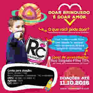 Campanha de Brinquedos 2016 - RC Livramento