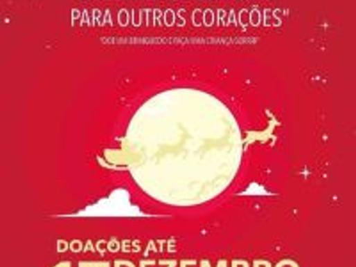 Campanha de Natal do RC Livramento chega a reta final