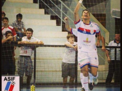 Natan Soares marca belo Gol pelo Estadual 2013