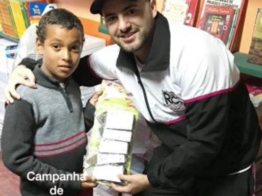 RC Livramento pede ajuda para Campanha de Brinquedos