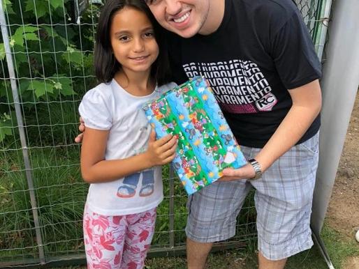 Campanha de Natal do RC Livramento beneficia mais de 700 crianças
