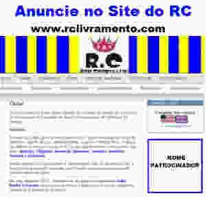 Anuncie no Site do RC Livramento
