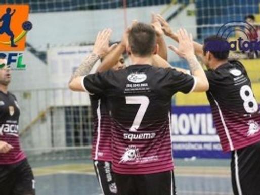 RC Livramento conquista importante vitória no jogo de ida das quartas de final diante da equipe do B