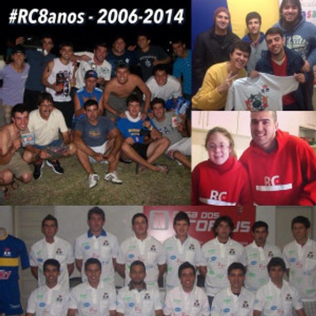 RC LIVRAMENTO - 8 ANOS