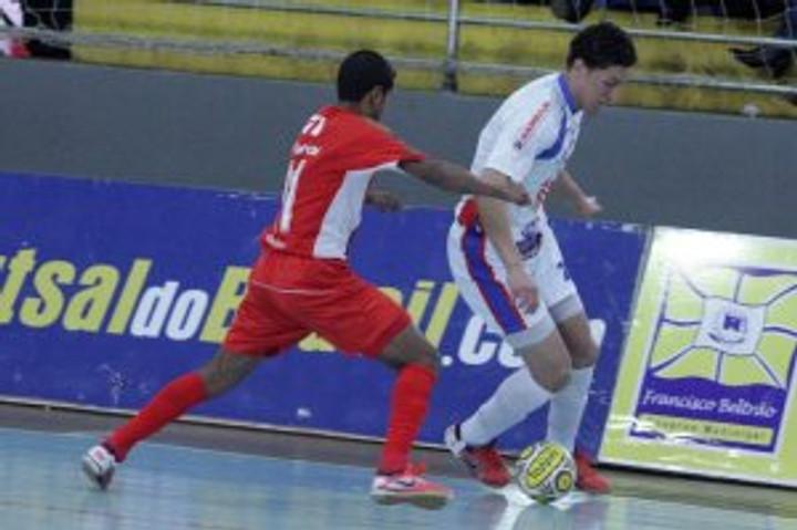 Natan atuou pela ALAF em 2012