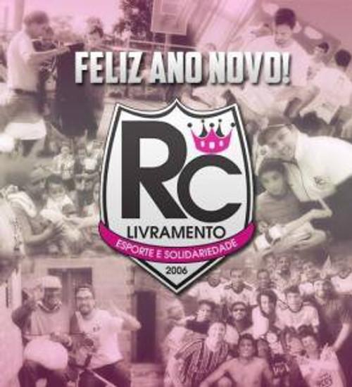 RC Livramento -  Feliz Ano Novo - Feliz 2016