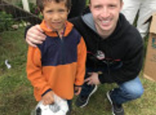 Campanha de Brinquedos 2018 do RC leva alegria para mais de 500 crianças
