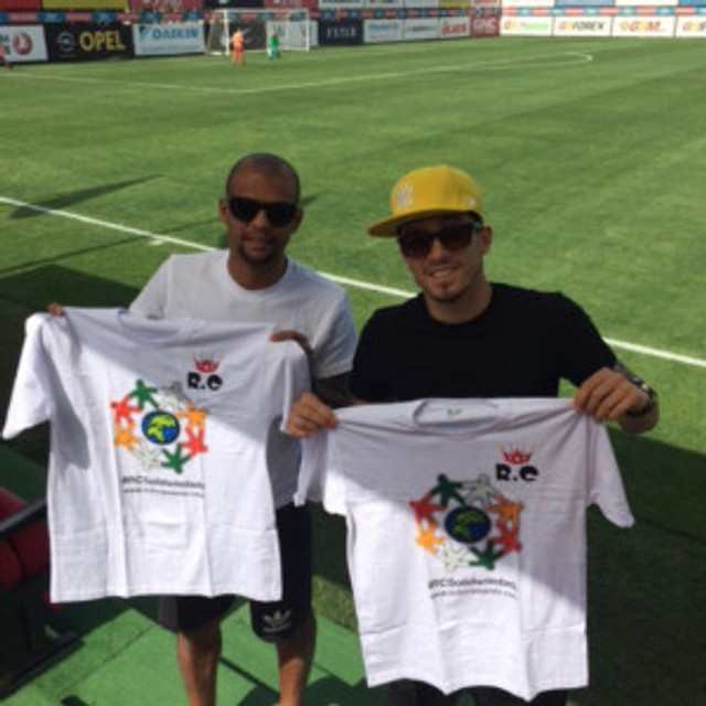 Alex Telles e Felipe Melo - RC Livramento