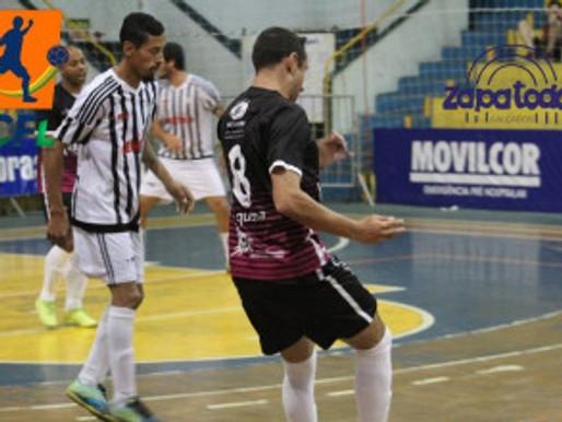 RC Livramento vence e garante vaga nas quartas de final do Citadino de Futsal