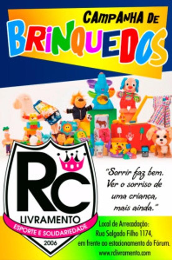 Campanha de Brinquedos - RC Livramento - Santana do Livramento RS
