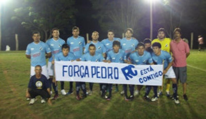 Corrente positiva em prol do Amigo Pedro, vitima da tragédia em Santa Maria-RS