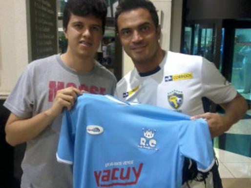 Seleção Brasileira de Futsal apoia o RC Livramento
