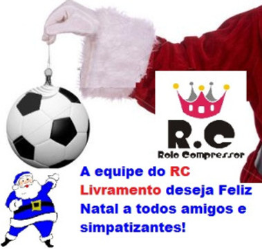 Feliz Natal - RC Livramento