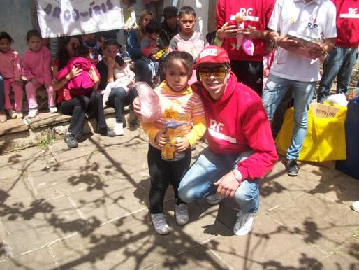 RC Livramento faz gol de placa e Campanha de Brinquedos 2012 é um sucesso!