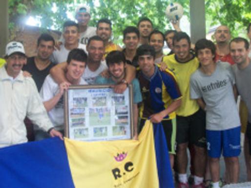 Grupo de amigos inicia comemorações do 7º ano de fundação do RC Livramento