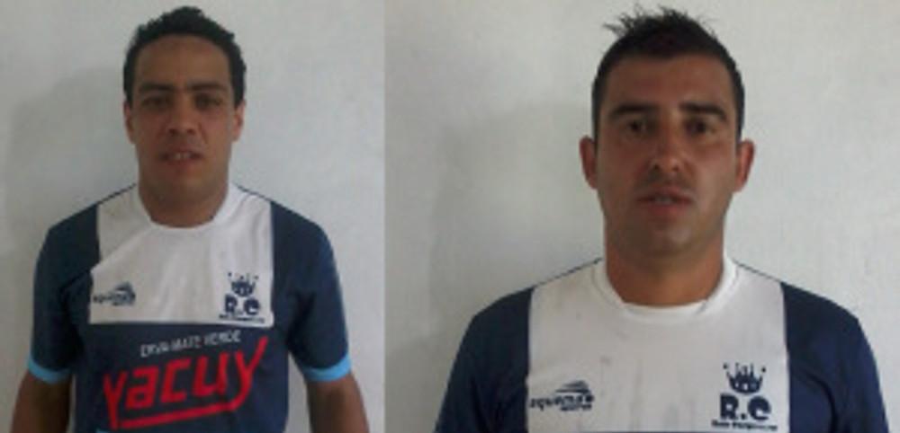 Paulinho e Daison marcaram os gols da vitória do RC Livramento