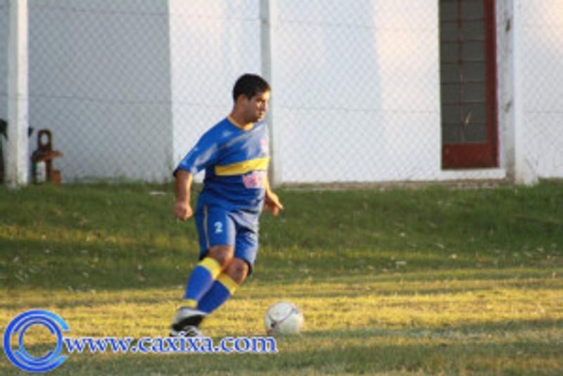 Daison marcou o segundo gol da partida