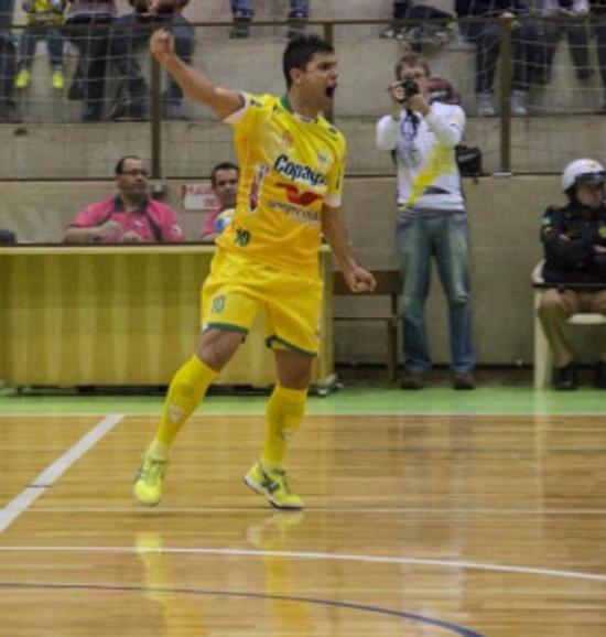 Leandrinho Futsal - Copagril