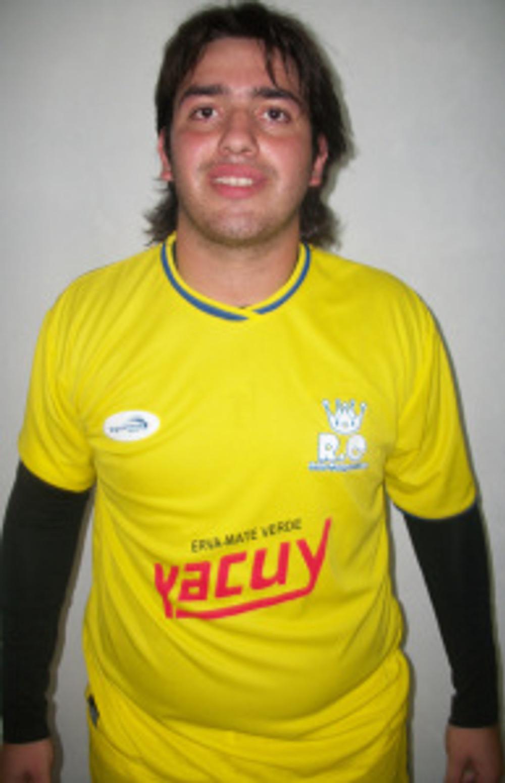 Digão depois de seis anos atuando pelo RC, fez seu primeiro gol