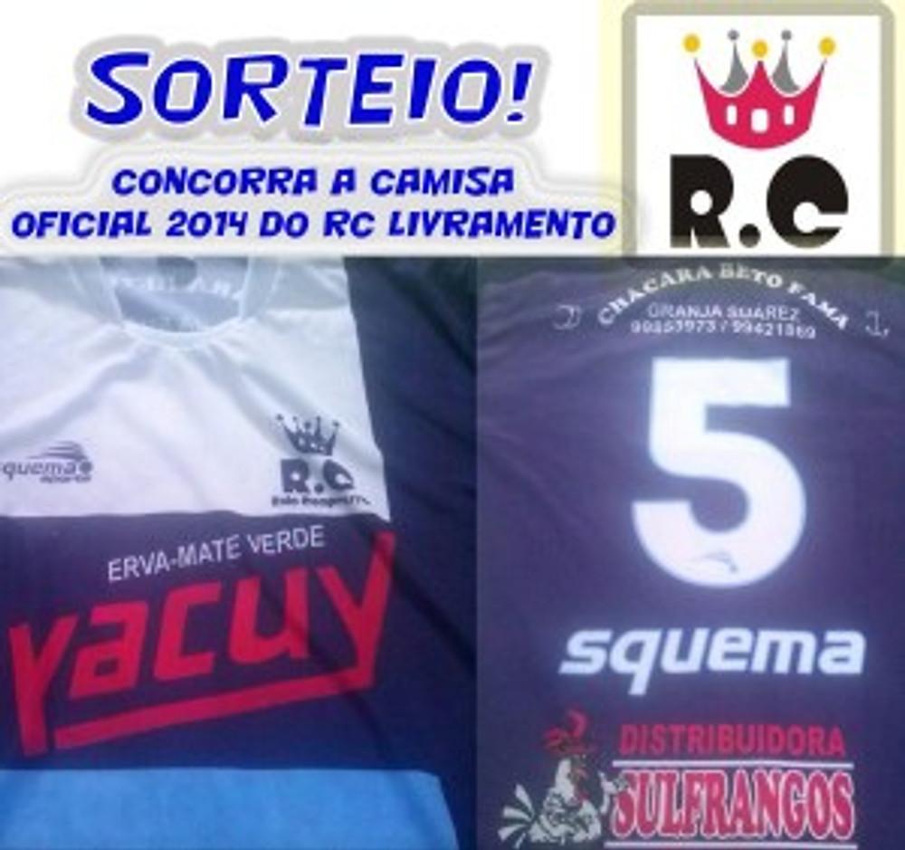 Promoção 2014 do RC Livramento
