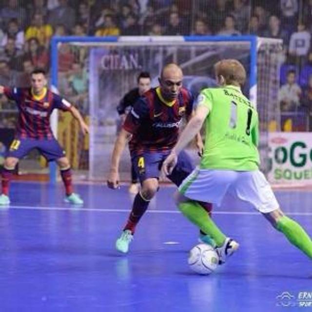 Inter Movistar x Barcelona, clássico Espanhol.